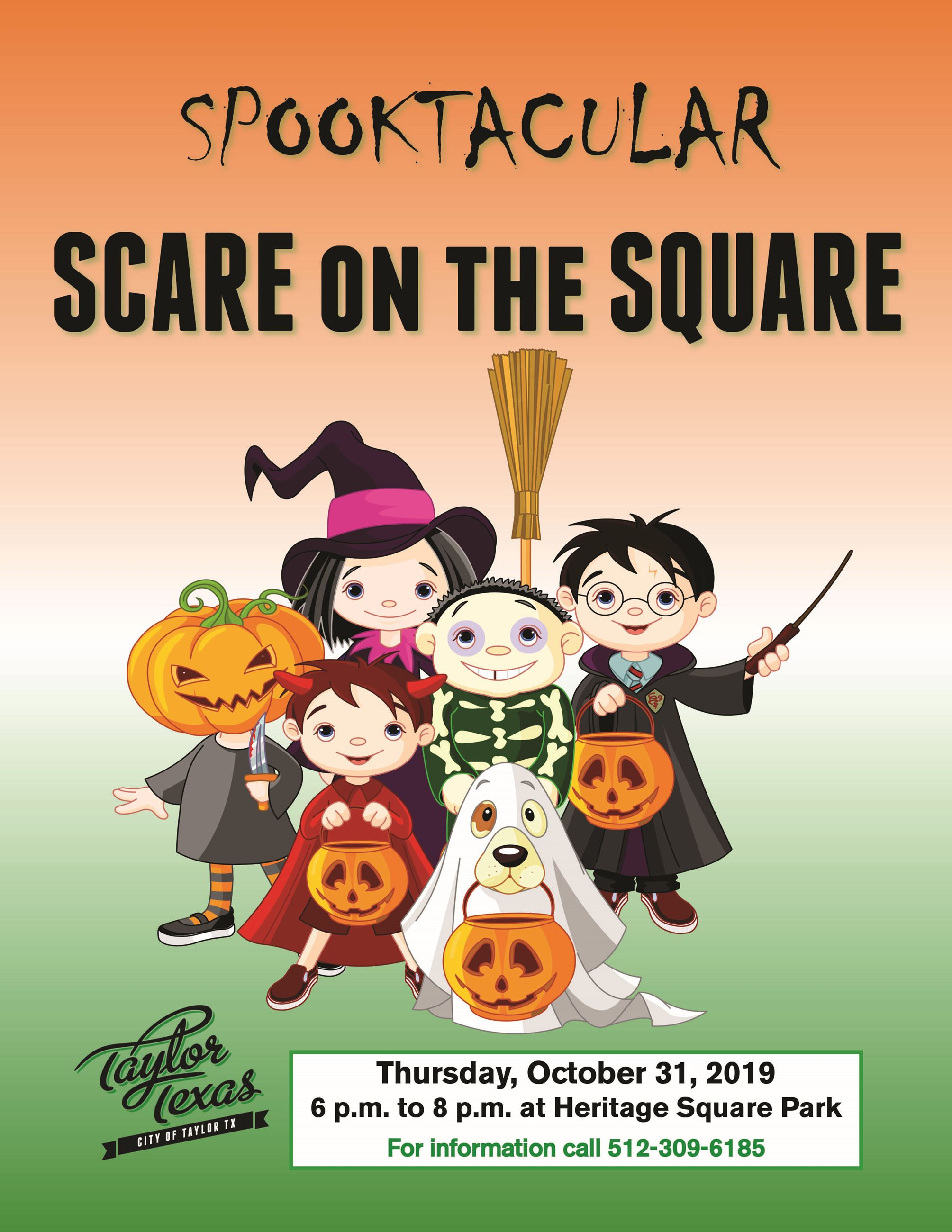 2019 Spooktacular Scare on the Square.2