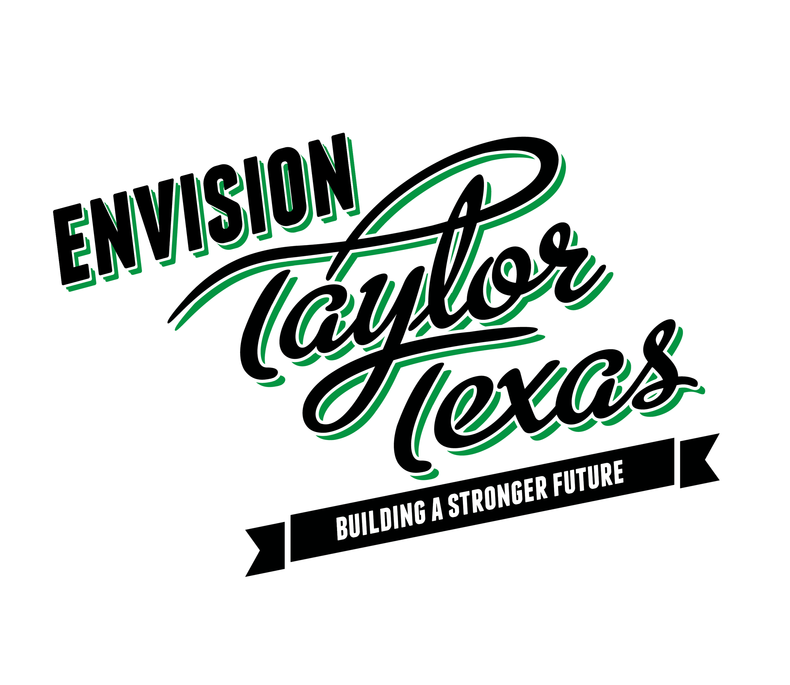 Envision Taylor - Comprehensive Plan Logo
