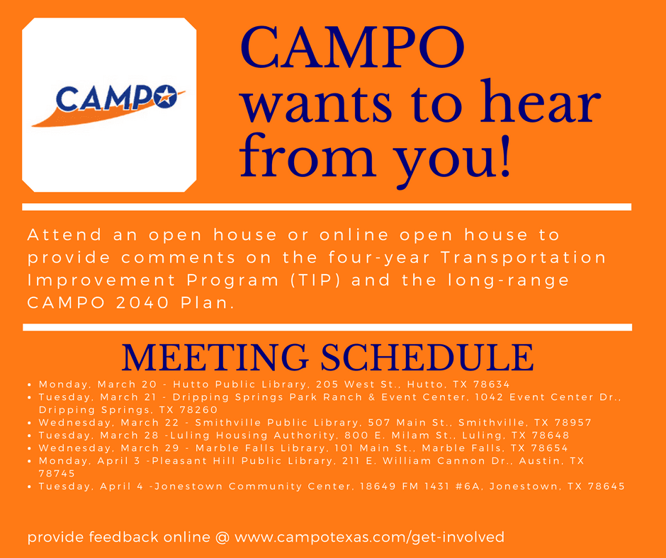 campo meeting