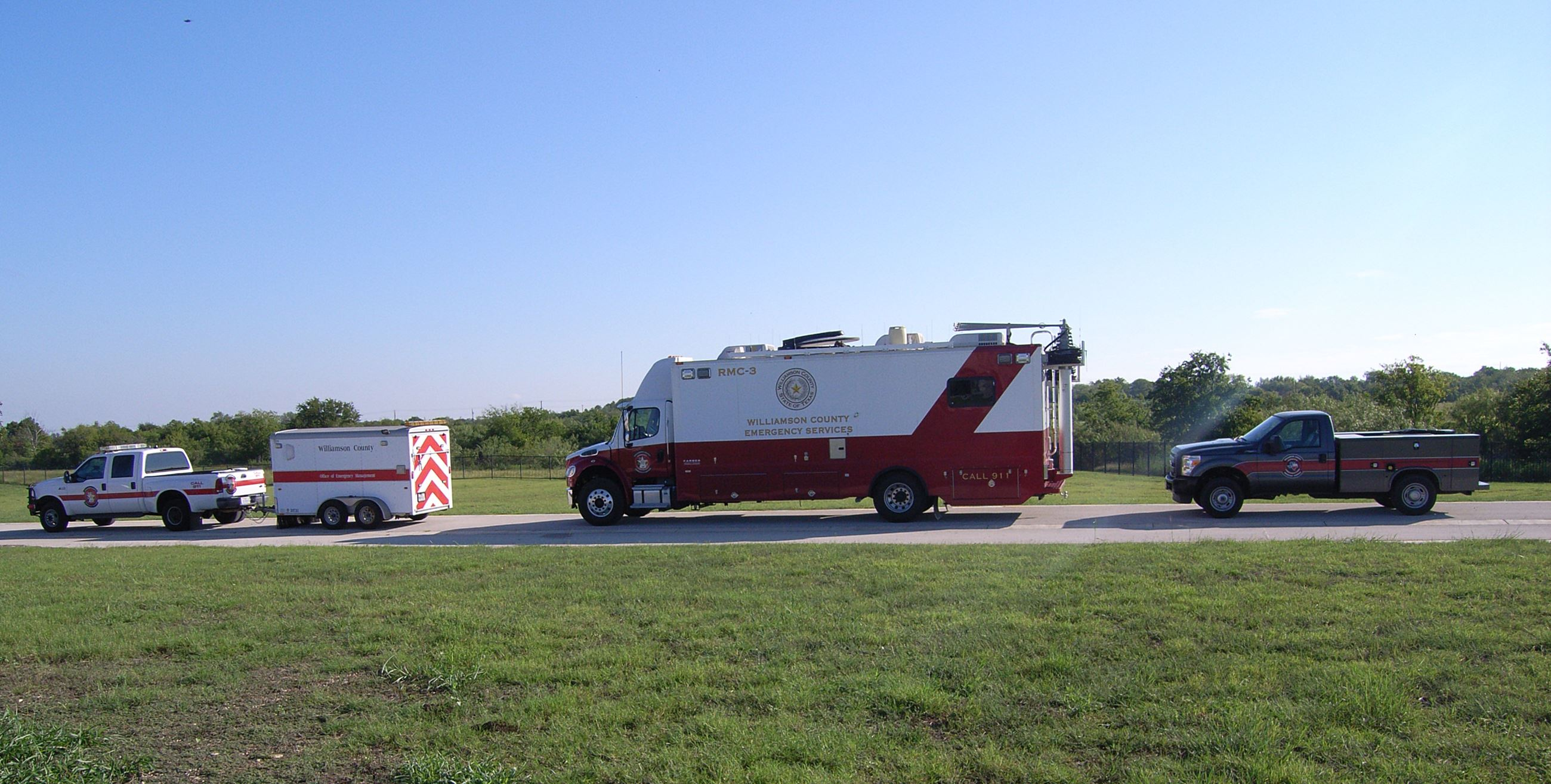Havey Response Vehicles