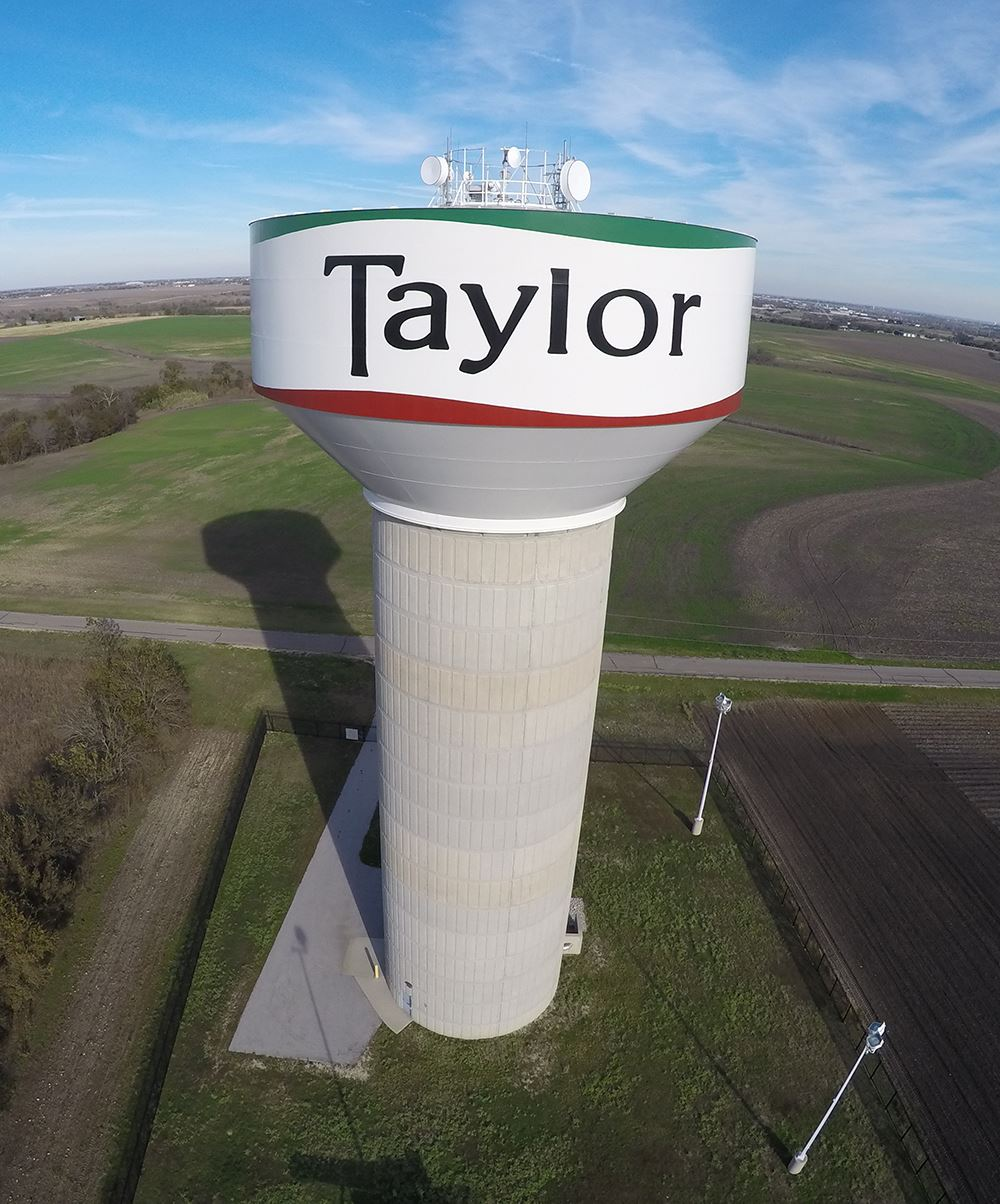 Taylor Water Tower
